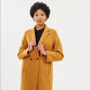 J Crew Daphne Topcoat In Warm Caramel/ Size 6